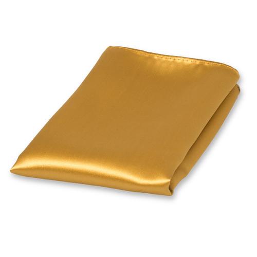ac2dbdf23d2ae Pochette dorée de satin polyester (1)