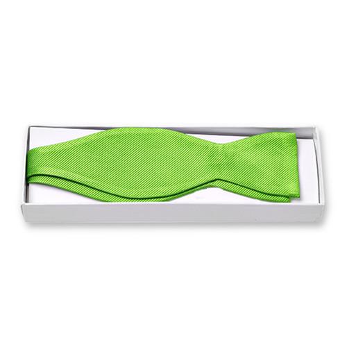 N ud papillon nouer vert pomme 100 soie - Pomme papillon ...