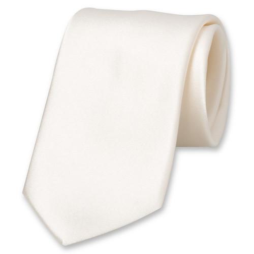 af8543e1ff567 Cravate satin blanche : Commandez votre exemplaire dès aujourd'hui !